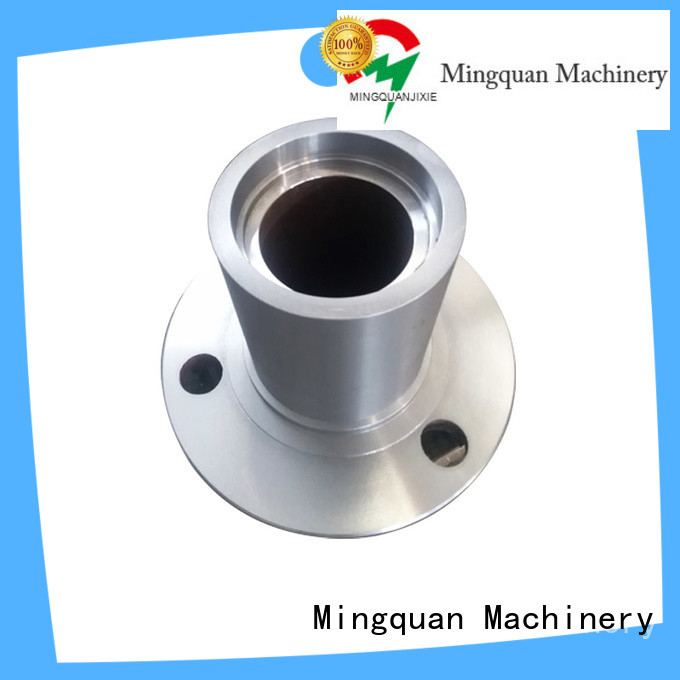 Mingquan Machinery machined steel parts wholesale for CNC milling