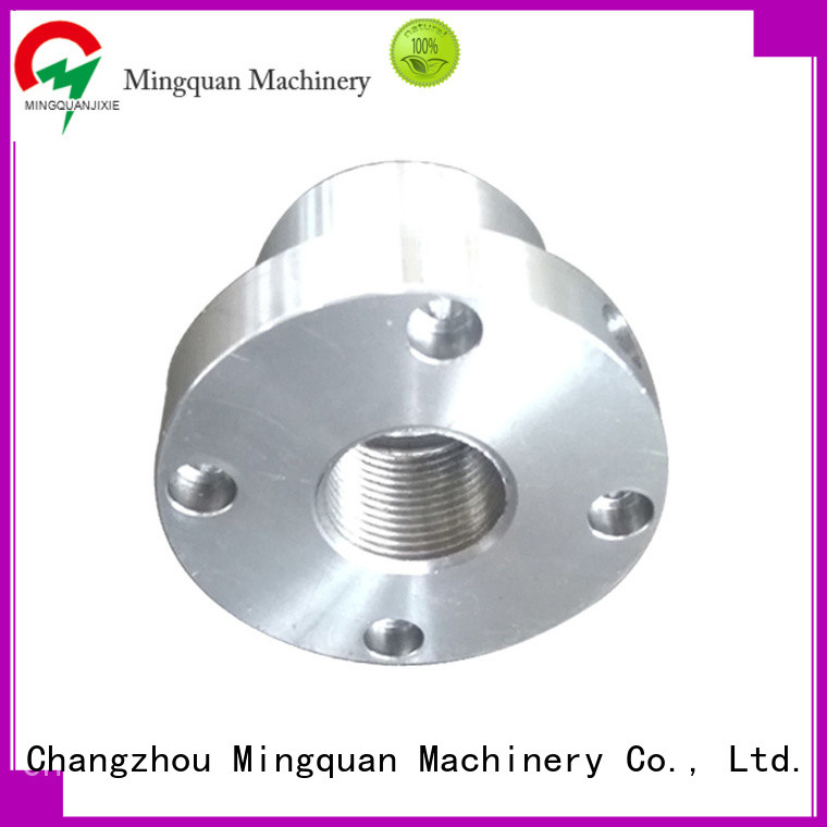 Mingquan Machinery stable plastic flange supplier for factory