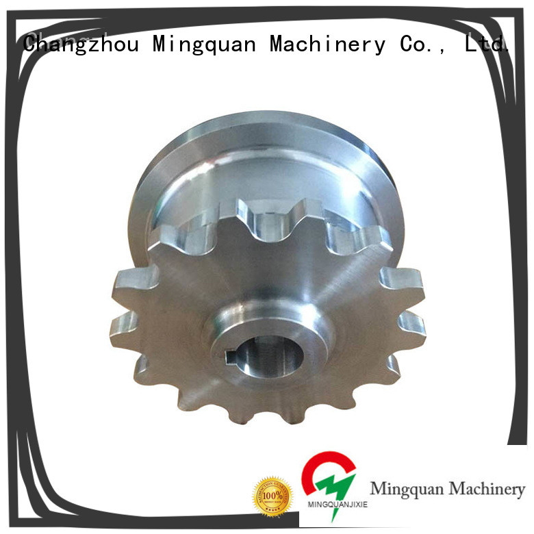 Mingquan Machinery custom copper parts wholesale for machine