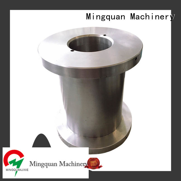 Mingquan Machinery good quality pump shaft sleeve material bulk production for machinery
