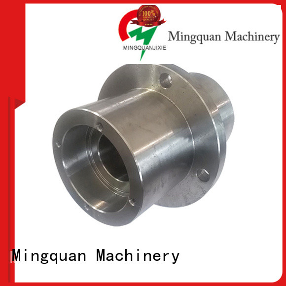 Mingquan Machinery precise shaft sleeve function bulk production for factory