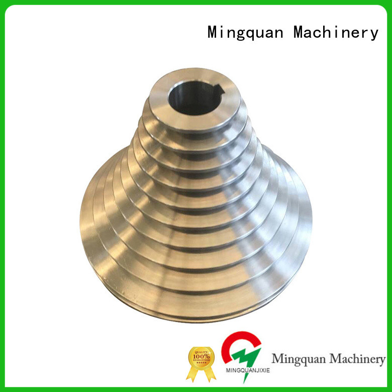 Mingquan Machinery sleeve mechanical part supplier for machine