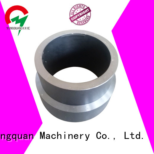 mechanical flange shaft sleeve supplier for turning machining
