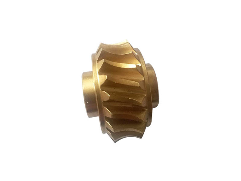 Mingquan Machinery good quality aluminum machining part supplier for machinery