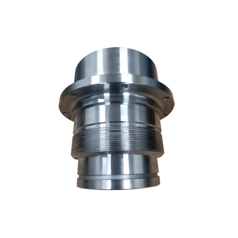 Precision CNC Turning Machining Shaft Sleeve Parts