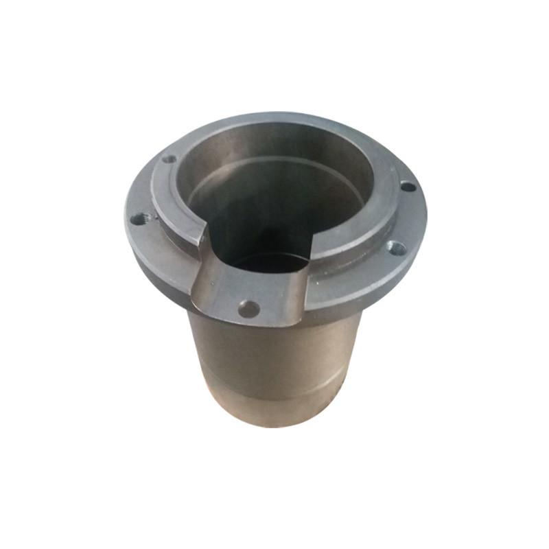 Customized CNC Turning Milling Cast Iron Shaft Sleeve Parts