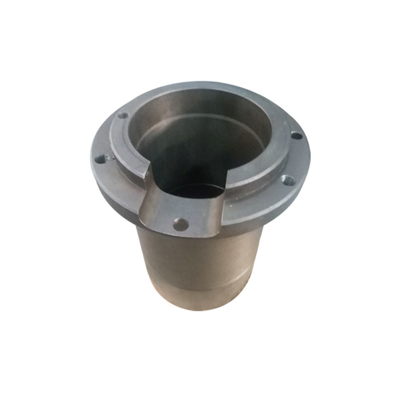 Customized CNC Turning Milling Cast Iron Shaft Sleeve Parts