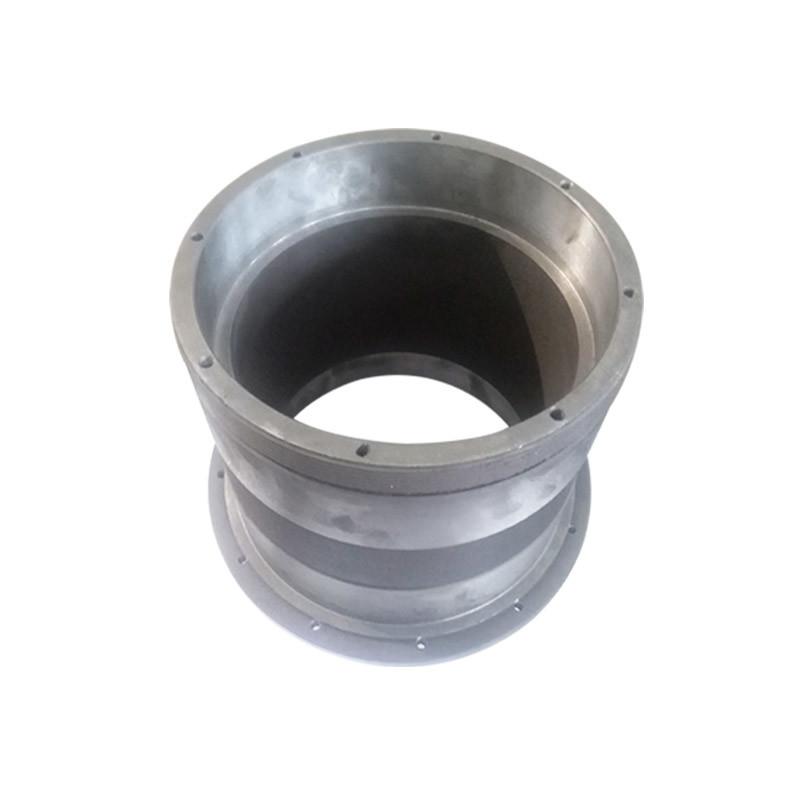 Customized Cast Iron Parts CNC Machined