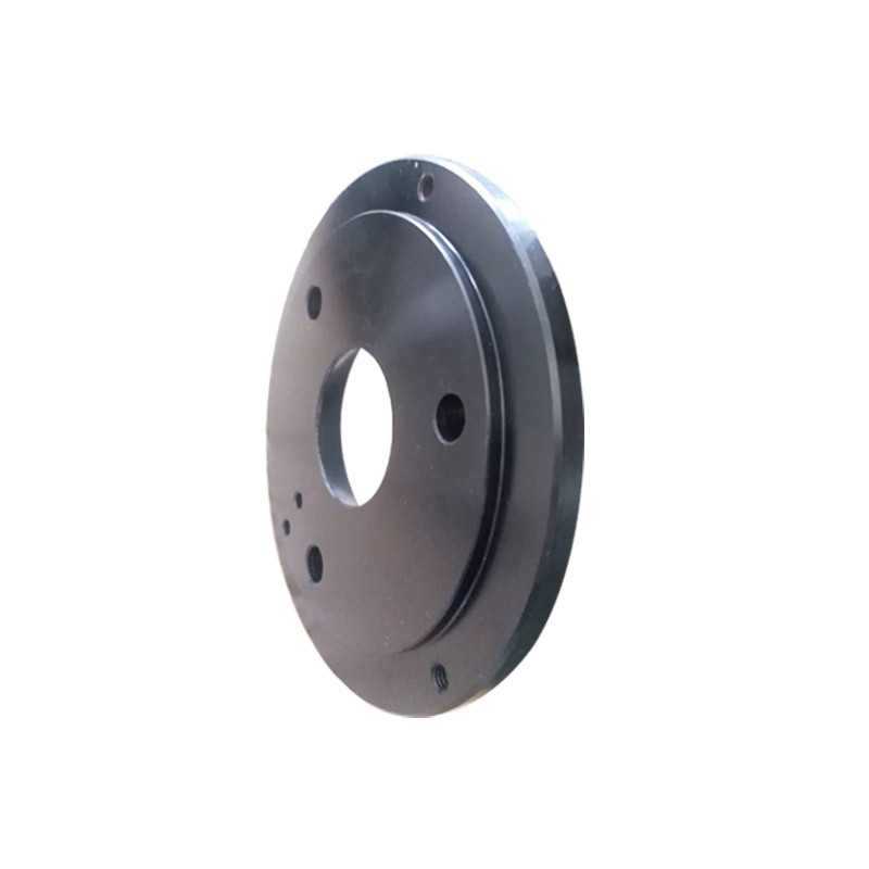 Customized CNC Machined Alloy Steel Flange Parts