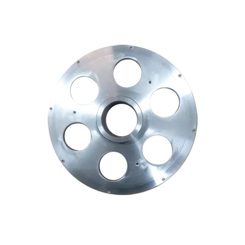 High Precision Custom Machined Flange Parts