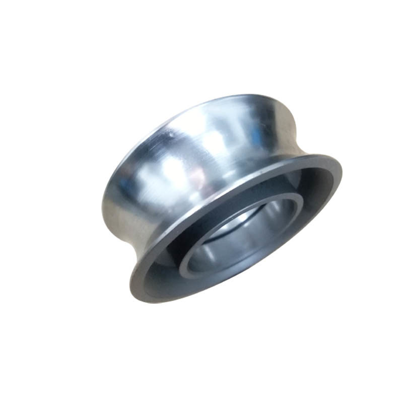 High Precision CNC Machined Steel Parts