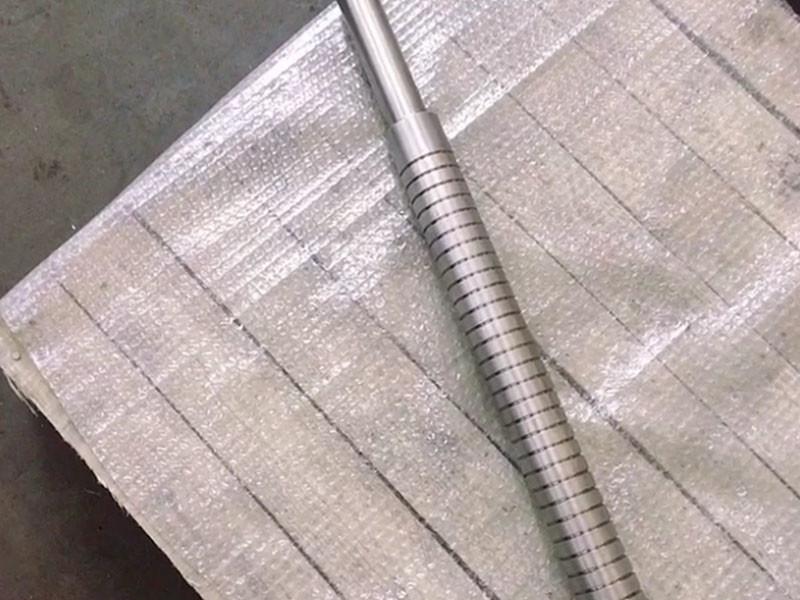 Customized shaft
