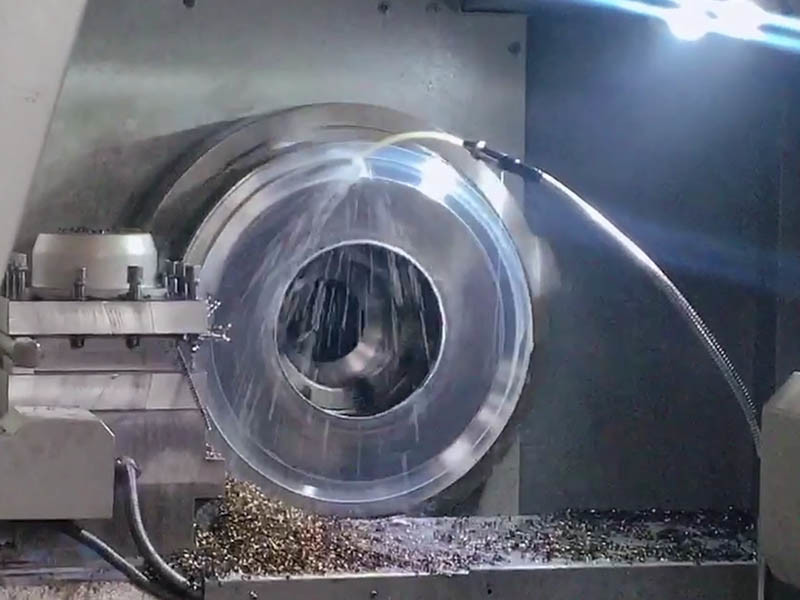 Correct operation for CNC Turning Machining