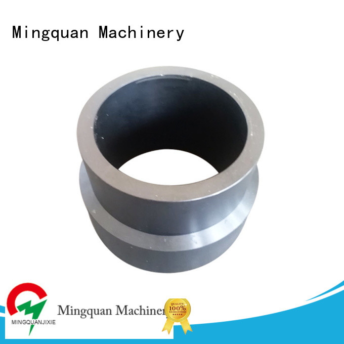 Mingquan Machinery top rated shaft sleeve function personalized for CNC milling