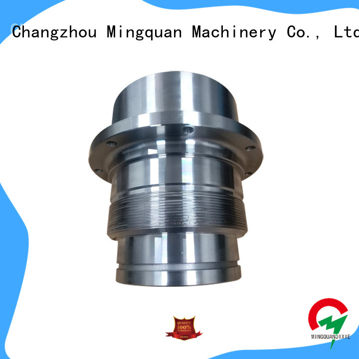 Mingquan Machinery cnc parts supplier for factory