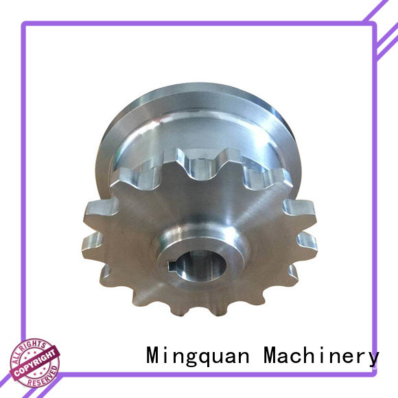 Mingquan Machinery custom machining service wholesale for factory