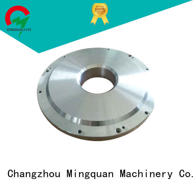 steel flange for plant Mingquan Machinery