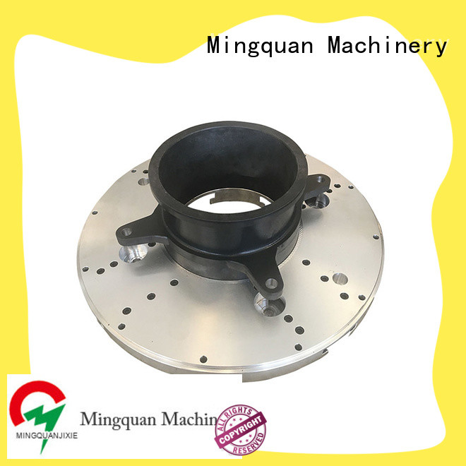 Mingquan Machinery shaft wear sleeve factory price for CNC milling