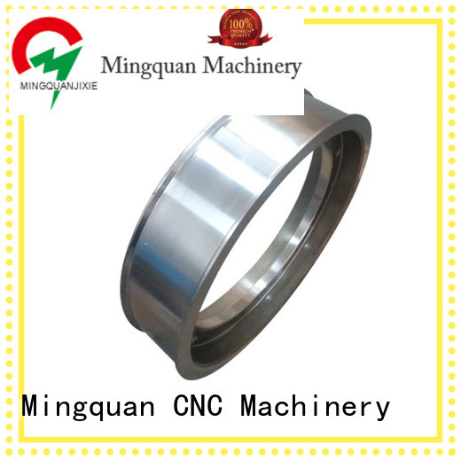 Mingquan Machinery cnc milling service factory direct supply for workshop