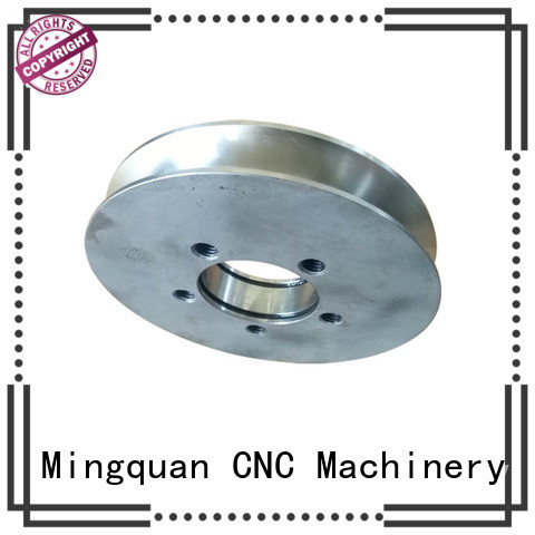 accurate flange shaft sleeve with good price for turning machining