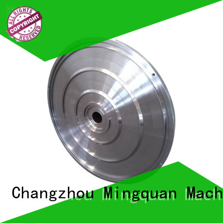 Mingquan Machinery reliable precision cnc machining factory price for plant