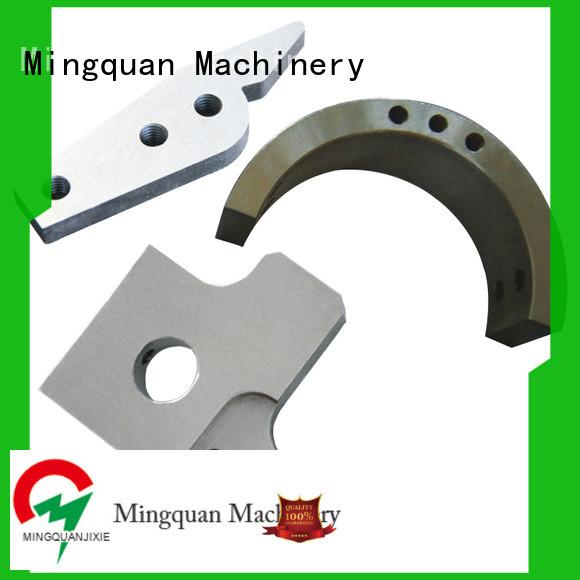 custom made cnc lathe machine parts supplier for CNC machine