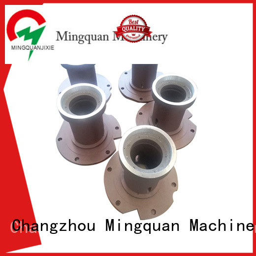 Mingquan Machinery small aluminum parts personalized for machinery