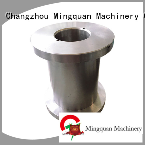 mechanical aluminum parts manufacturing supplier for turning machining Mingquan Machinery
