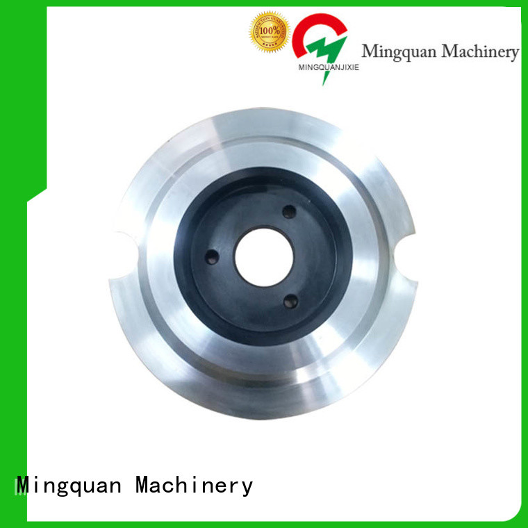 precise custom machining factory price for machinery