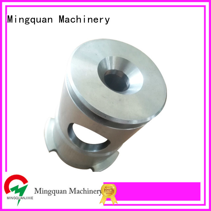 Mingquan Machinery good quality cnc custom machining personalized for machine