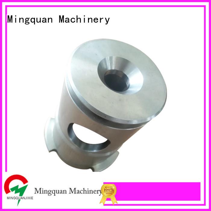 Mingquan Machinery good quality cnc custom machining personalized for machine