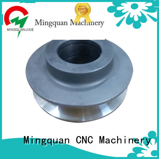 Mingquan Machinery aluminium turning supplier for machinery