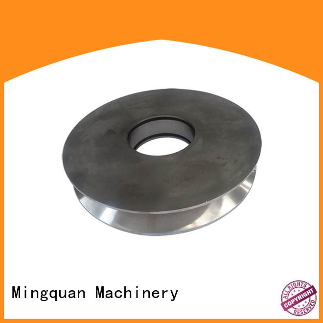 Mingquan Machinery custom machining wholesale for CNC milling