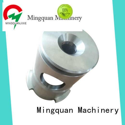 Mingquan Machinery accurate custom machined parts with good price for machine