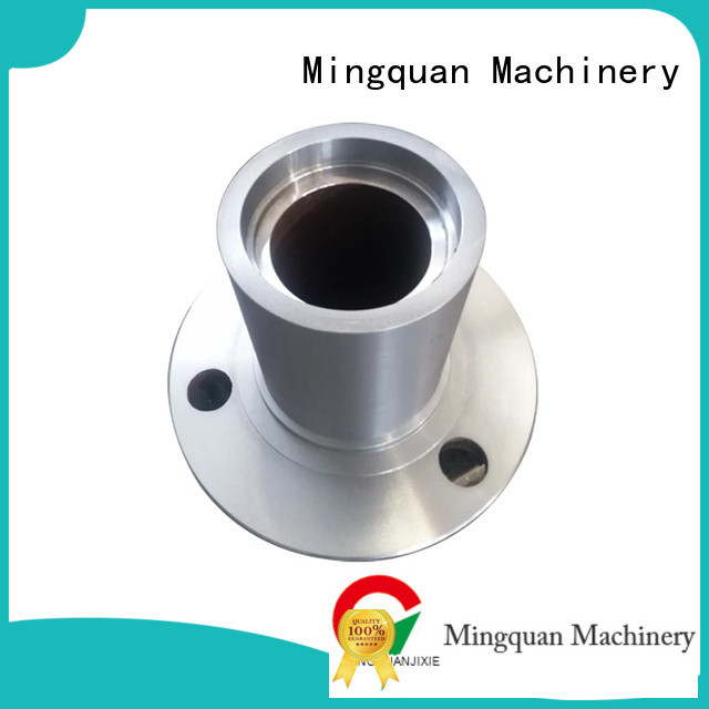 Mingquan Machinery precision turned parts bulk production for machinery