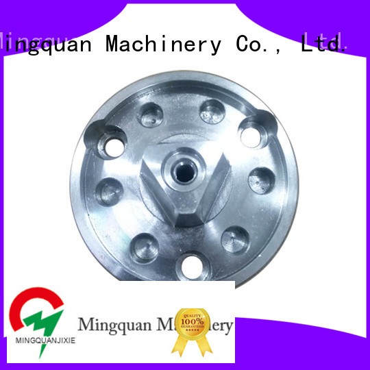 Mingquan Machinery precision plastic flange factory price for plant