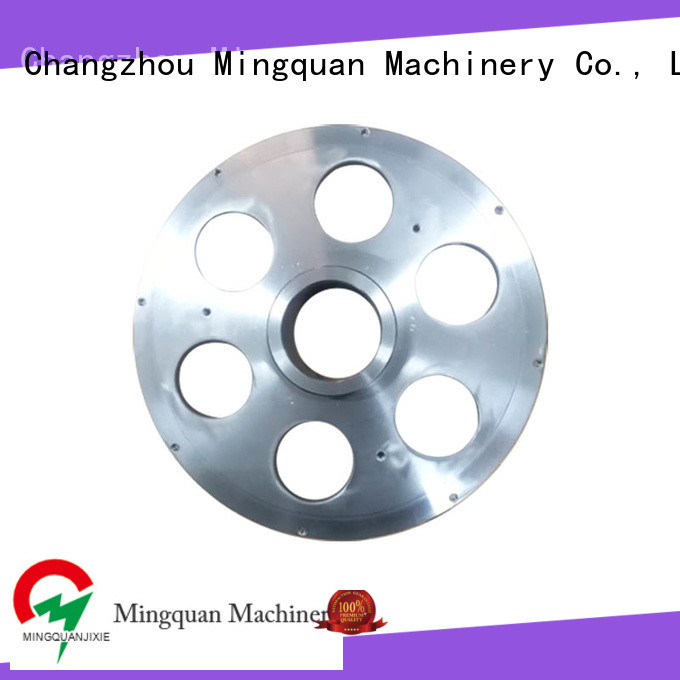 precision alloy steel flanges diameter for factory Mingquan Machinery