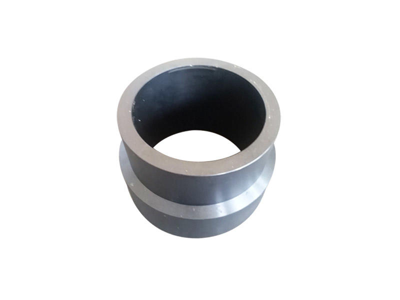 mechanical flange shaft sleeve supplier for turning machining-2
