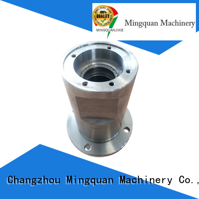 Mingquan Machinery precise cnc machining services china bulk production for machine