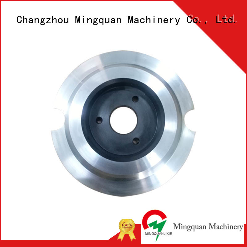 Mingquan Machinery professional sleeve mechanical part with good price for machinery