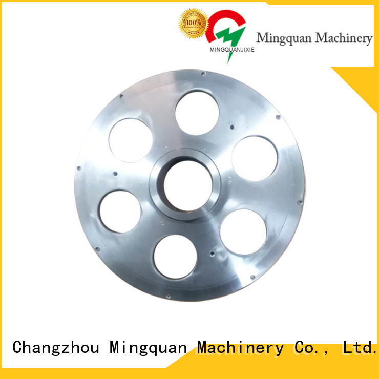 Mingquan Machinery stable brass flange factory direct supply for plant