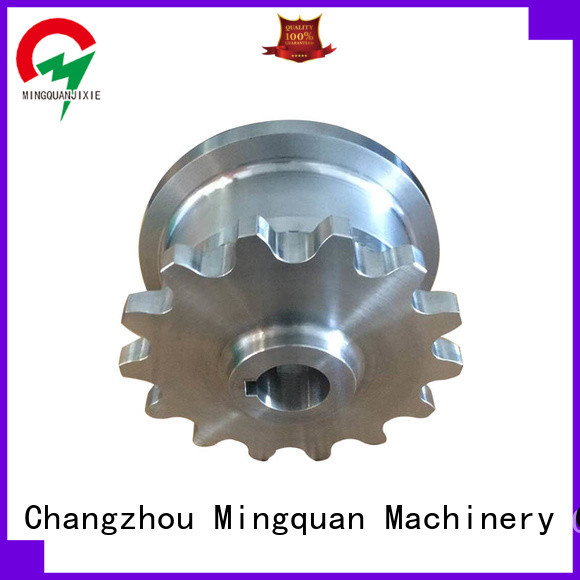 small engine shaft sleeve ceramic for CNC milling Mingquan Machinery