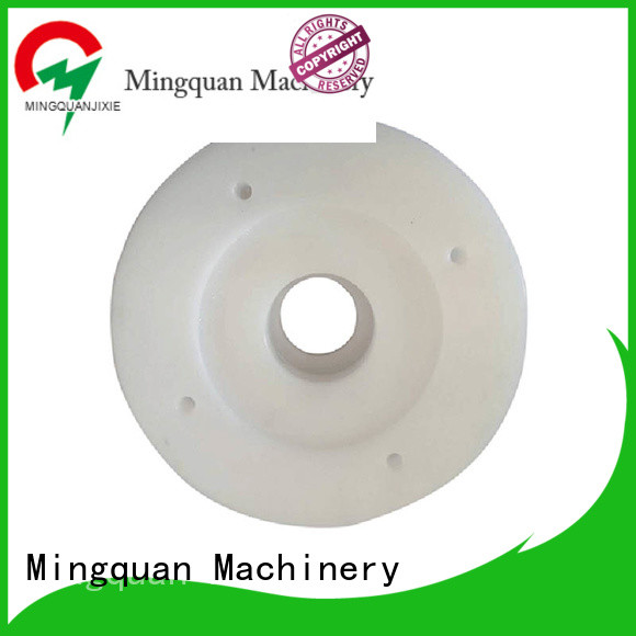 Mingquan Machinery cnc milling service with discount for workshop