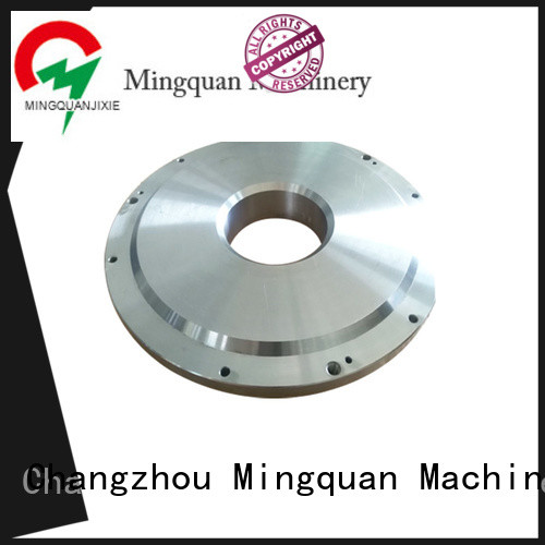 Mingquan Machinery steel pipe and flanges personalized for workshop