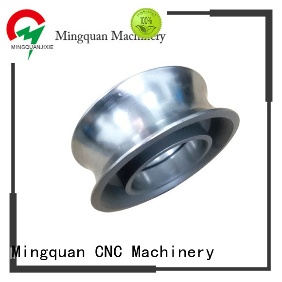 Mingquan Machinery machined parts china factory price for factory