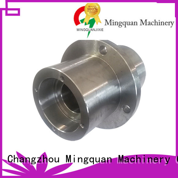 Mingquan Machinery shaft sleeve bushings with good price for turning machining