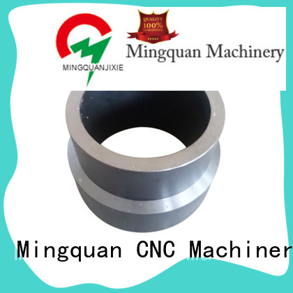 Mingquan Machinery mechanical cnc precision parts factory price for turning machining