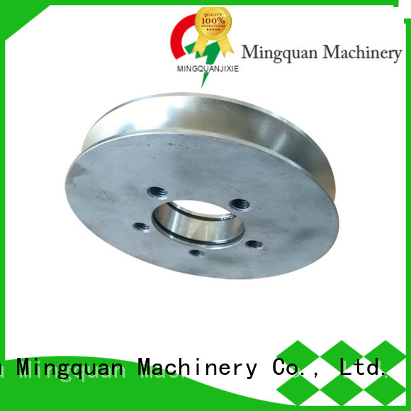 Mingquan Machinery pump shaft sleeve wholesale for CNC milling