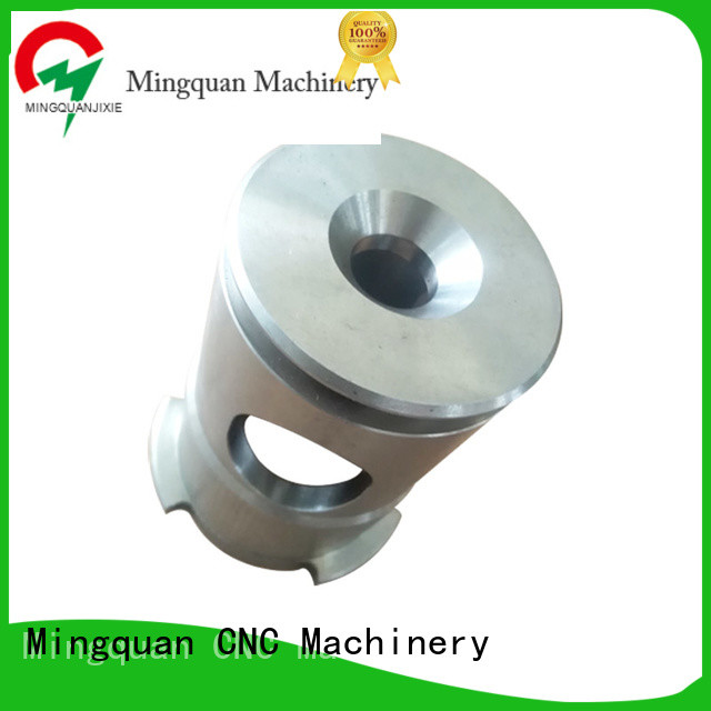 Mingquan Machinery cnc turning parts bulk production for machinery