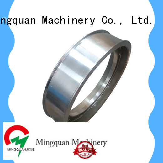 Mingquan Machinery reliable steel pipe flange personalized for plant